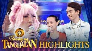Vice asks Nanay Becca's opinion on 'secret weddings' | Tawag ng Tanghalan