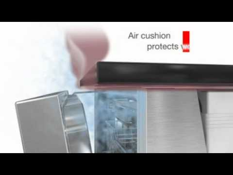 Miele dishwasher autoopen drying youtube for Miele autoopen