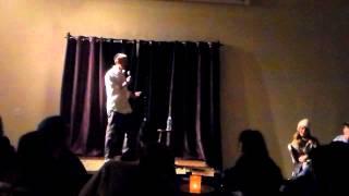 Daniel Steinberg Comedian - JCC - Men Don't Listen