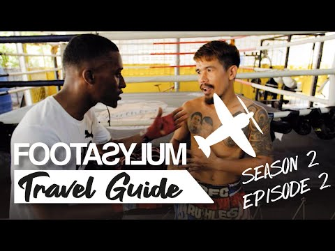CHUNKZ, YUNG FILLY AND LV GENERAL GET READY FOR WAR | FOOTASYLUM TRAVEL GUIDE: ASIA | EPISODE 2