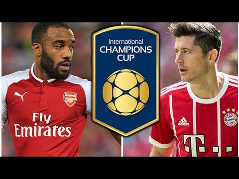 International Champions Cup Fc Bayern Psg Live Im Tv Stream