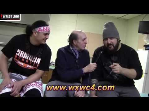 SAMOAN FAMILY TALKS ROMAN REIGNS, WXWC4, & MORE @THE APTER CHAT