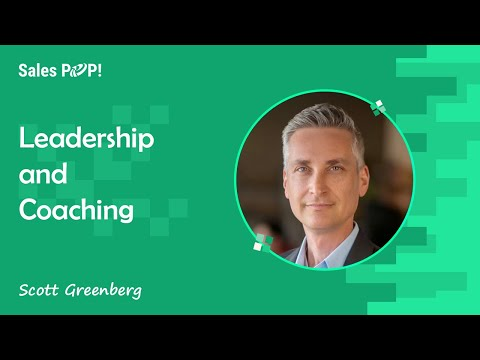 Scott Greenberg: Leadership and Coaching