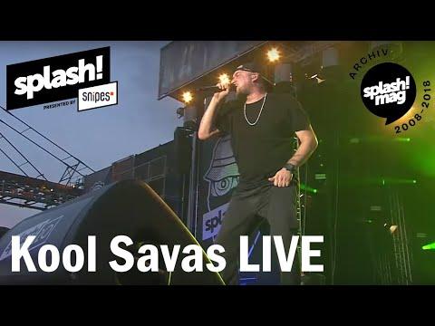 Kool Savas live @splash! 20