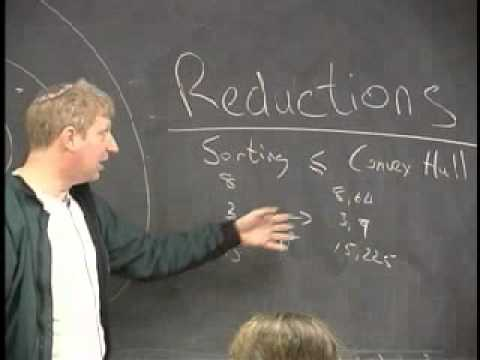 NP Completeness II & Reductions - Lecture 16