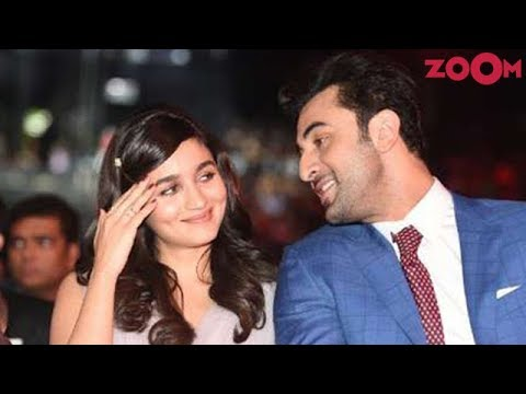 Ranbir Kapoor On His Relationship With Alia Bhatt- Too New to Talk About It