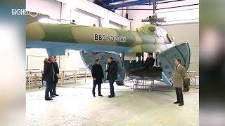 Ильсур Метшин посетил Казанский оптико-механический завод