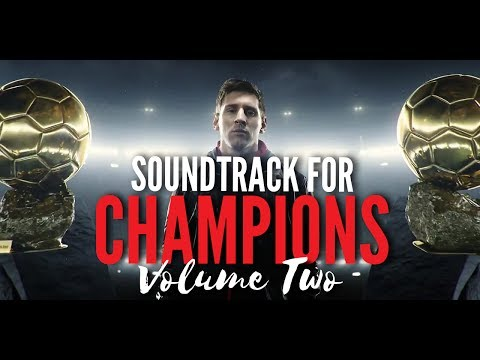 Soundtrack For Champions #2 (New Motivational Video) Billy Alsbrooks, Eric Thomas, Les Brown