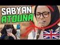 *EMOTIONAL* ATOUNA EL TOUFOULE - COVER BY SABYAN GAMBUS and NAGITA (Sabyan Reaction New 2018)