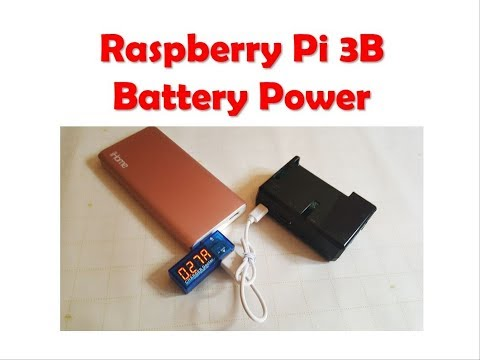 Best power bank for raspberry pi 3