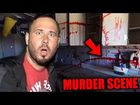 Thumbnail: Top 5 SCARIEST Abandoned Places YOUTUBERS HAVE VISITED! (Scariest Places Youtubers Explored #3)