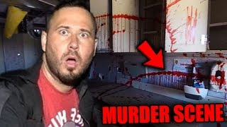Top 5 SCARIEST Abandoned Places YOUTUBERS HAVE VISITED! (Scariest Places Youtubers Explored #3)