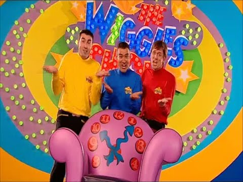 The Wiggles - Help Find Jeff