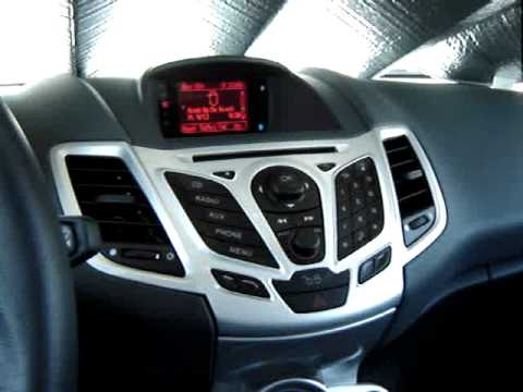 Car Audio New Ford Fiesta Mk7 3