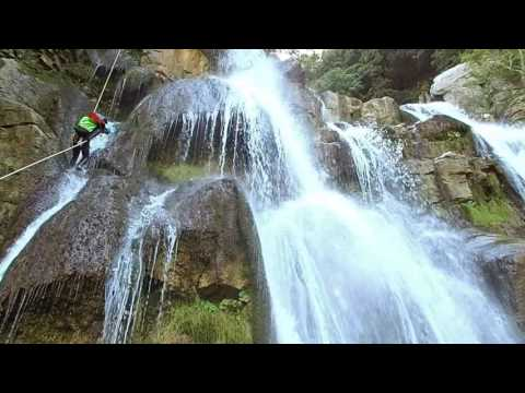 Riserva delle cascate del fiume Verde - Borrello