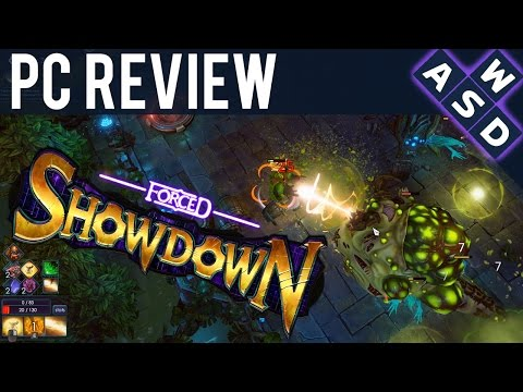 Forced Showdown Review | PC Gameplay and Performance