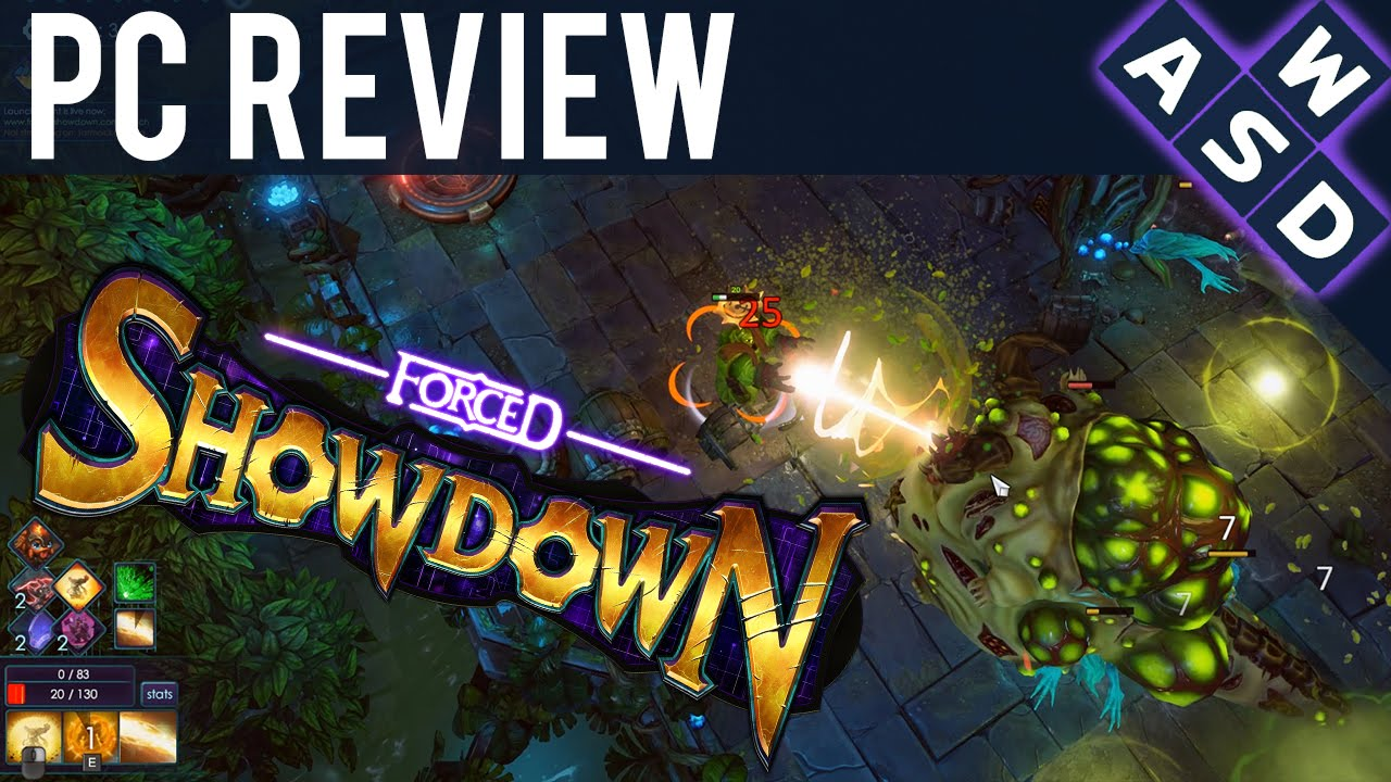 Forced Showdown Gameplay forced showdown review | pc gameplay and performance