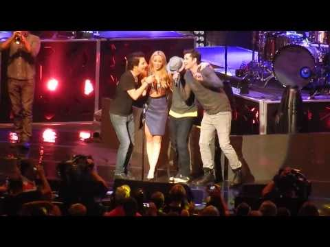 The Weight - Train, The Script, and Gavin Degraw
