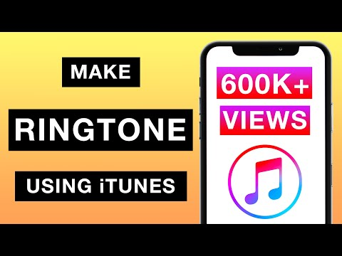How to set ANY Song as iPhone Ringtone (Free and No Computer)!.
