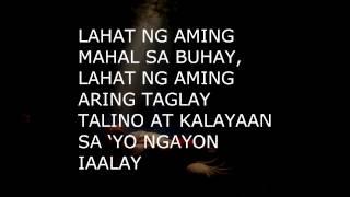 Pag-aalay instrumental