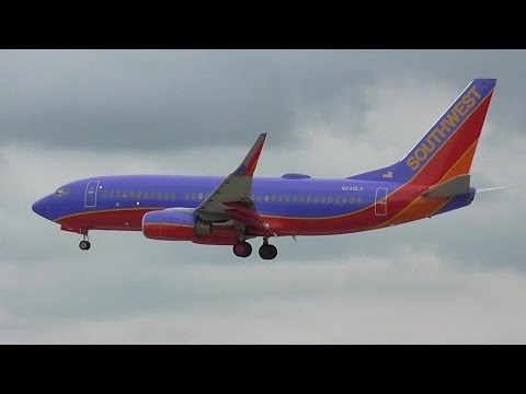 Norfolk Airport Plane Spotting 8/4/14