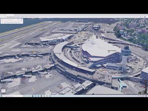 How to Create Custom Scenery for Microsoft Flight Simulator 2020 in Blender