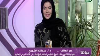 برنامج حياتنا اتصال عبر الهاتف من د  عبدالله الشمري