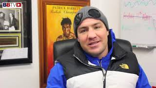 FORMER CHAMP MATTY HALL VIEWS ON WILDER-FURY AND WARRINGTON-FRAMPTON