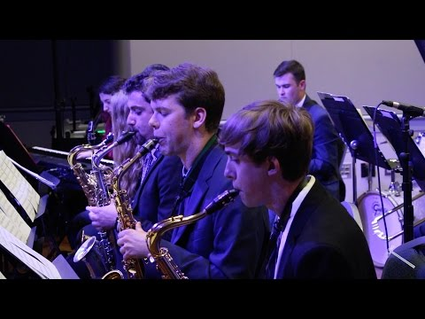 Students perform at annual GW Jazz Orchestra Spring Concert