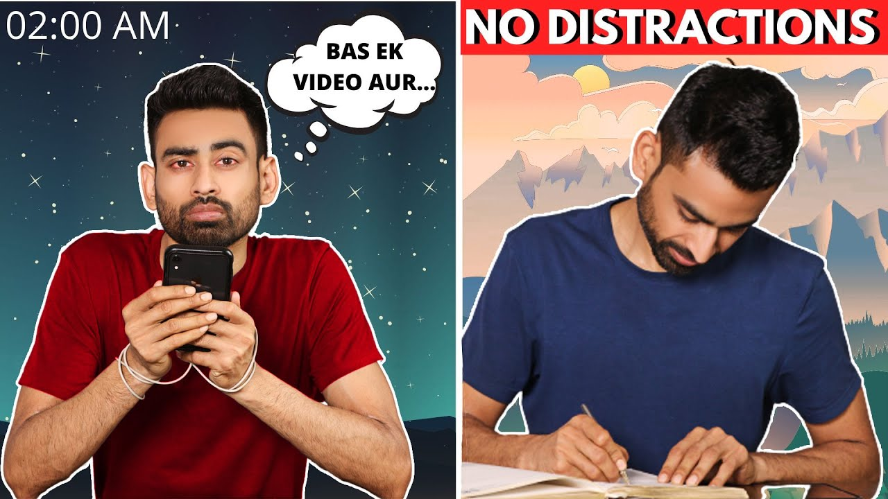 Mobile की लत छुड़ा देगी यह Video (Get Over Phone Addiction) | Fit Tuber Hindi