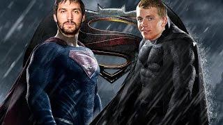 КЕЙН ПРОТИВ ОВЕЧКИНА - ТРЕЙЛЕР / Бэтмен против Супермена