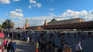 """""""Москва сегодня и сейчас"""" у Воскресенских ворот Китай-города"""