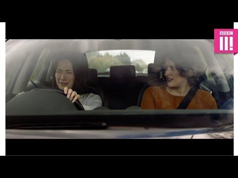 Worst road trip ever  Fleabag: Episode 4  BBC Three