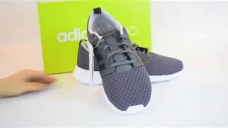 Unboxing Adidas Neo - Giày thể thao nam Adidas Neo Cloudfoam Swift Racer BB9944