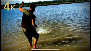 Мощный жор сазана на макуху в самом конце лета ! Рыбалка 2020, Ахтуба.