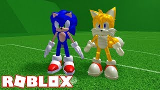 ROBLOX: SONIC-SONIC SERIES INSIDE THE ROBLOX! (NUOVA SERIE) #01