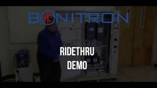 Video: Bonitron RideThru Demo