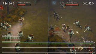 Diablo 3: PS4 vs Xbox One Frame-Rate Test