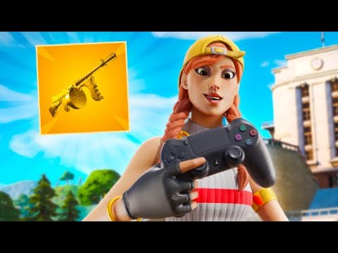 IT'S OFFICIALLY CONTROLLER SZN (Fortnite Chapter 2 Season 2)