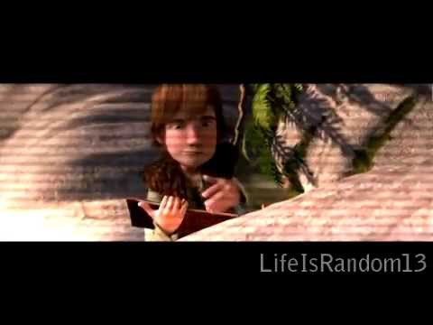 ..Was it love at first sight? ღ  •Hiccup/Violet•