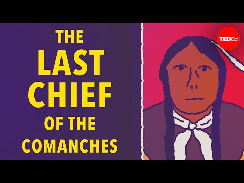 Video image: The last chief of the Comanches and the fall of an empire - Dustin Tahmahkera