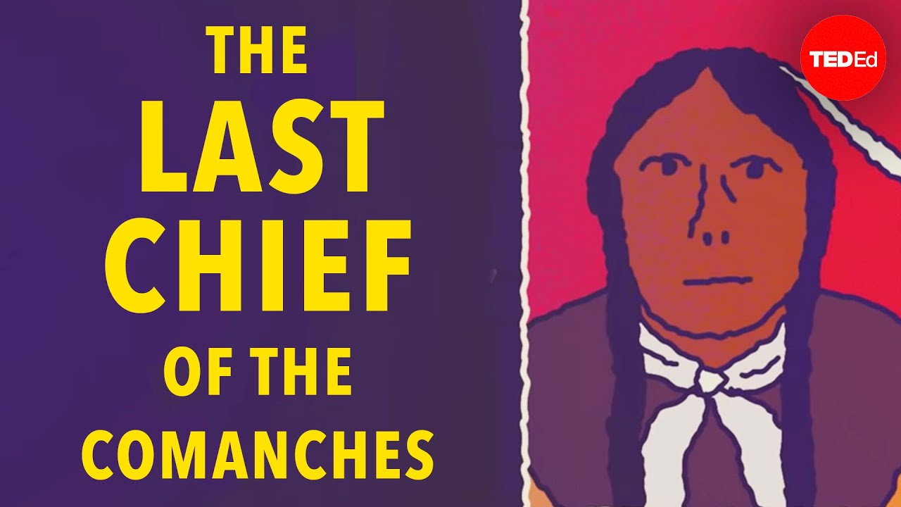 The last chief of the Comanches and the fall of an empire - Dustin Tahmahkera
