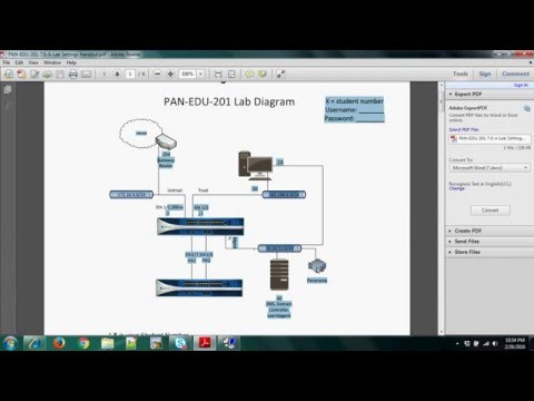 Palo Alto Firewall Part 1   Basic Interface Configuration