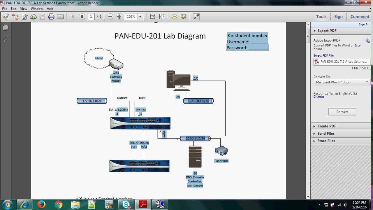 Palo-alto firewall rule and nat configuration bangla tutorial:5.
