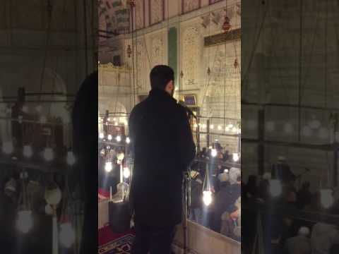 Fatih Camii Müezzinlik/Osman Bostancı/Selatin Camiiler-2