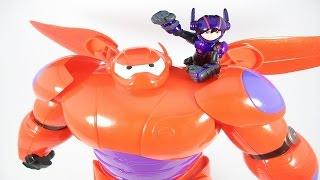 Великий герой 6 іграшка огляд - броня-до Беймакс (магазин Дісней Вер.)