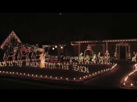 Interlochen Christmas Lights Display Seventh Day Slumber & Thousand Foot  Krutch - Interlochen Christmas Lights Display Seventh Day Slumber & Thousand