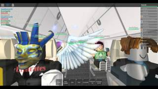ROBLOX FLIGHT WITH EMIRATES 737-800
