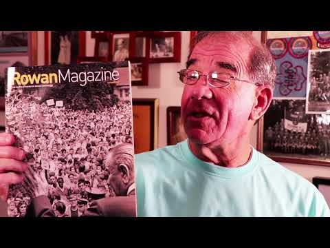 Glassboro Summit Oral History: Tom Levin
