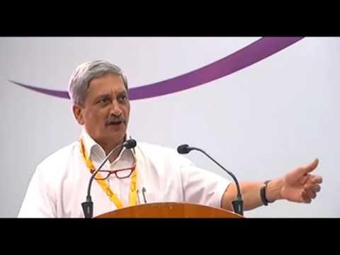 Manohar Parrikar's speech at Vibrant Gujarat Summit 2017